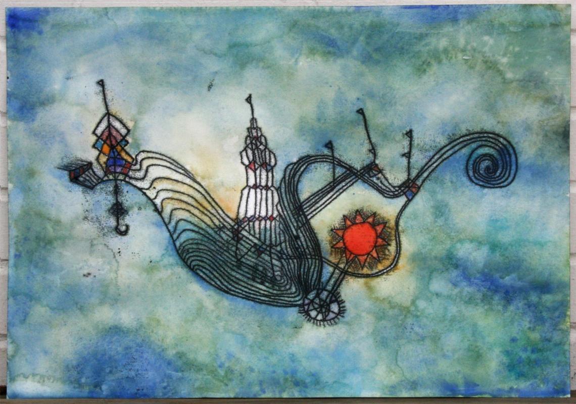 flyingboat-red-flower